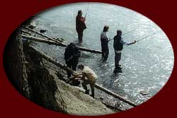 fishing of the Kenai River